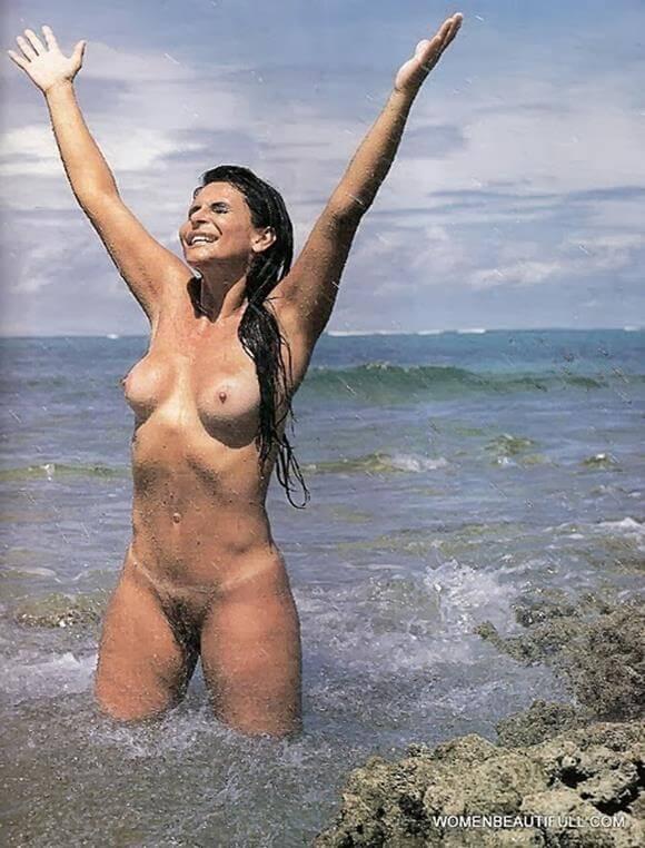 gretchen nua na revista sexy Especial