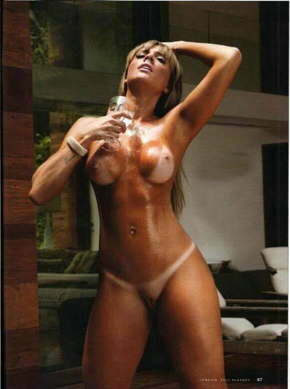 juju salimeni nua na revista Playboy