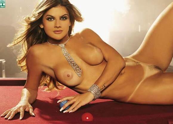 Mirella Santos nua na Playboy