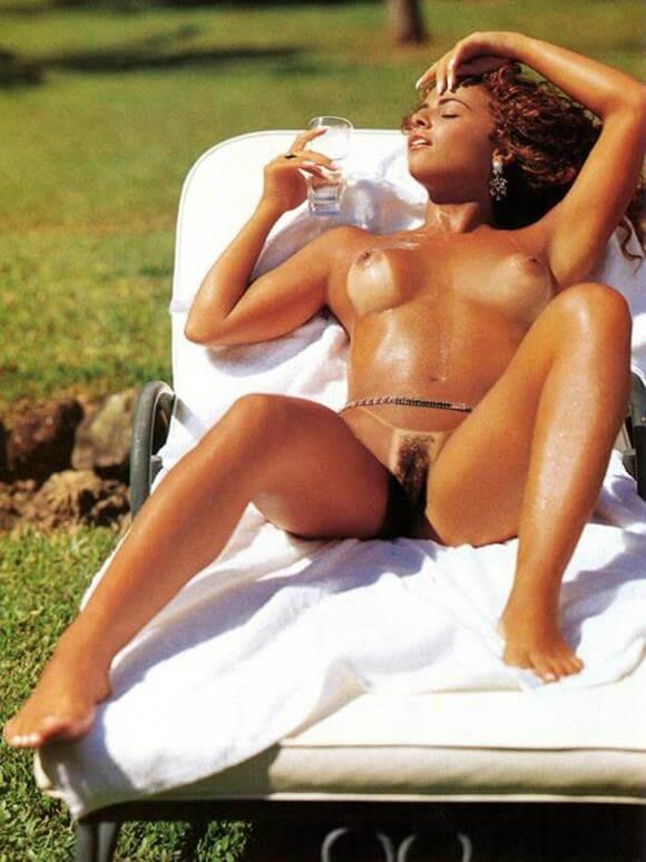 viviane araujo nua na sexy