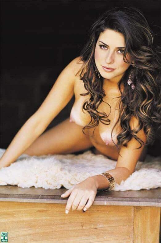 Fernanda Paes Leme nua na revista Playboy