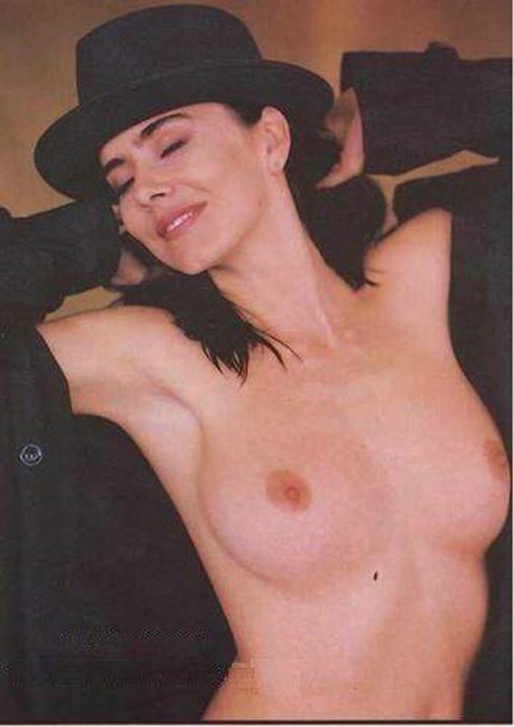 Maite Proença nua na revista Playboy