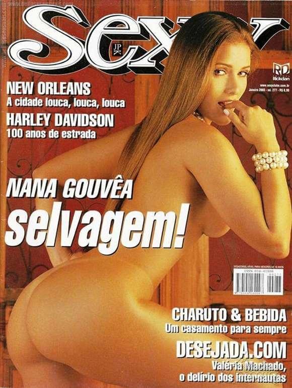 nana gouvea nua na revista sexy