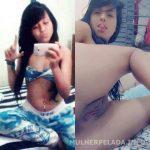 Novinha Gostosa Mandando Nudes no Grupo do Whatsapp
