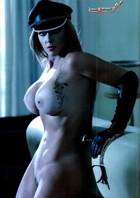 Denise Rocha nua na Playboy
