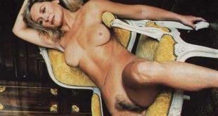 Vera Fischer pelada para Playboy